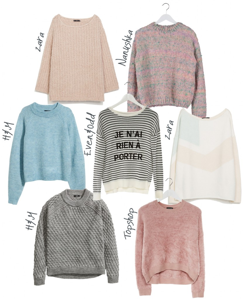 7 Snuggly Sweaters