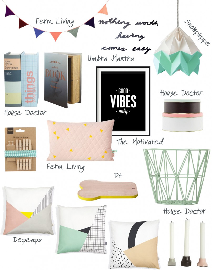 deco wishlist