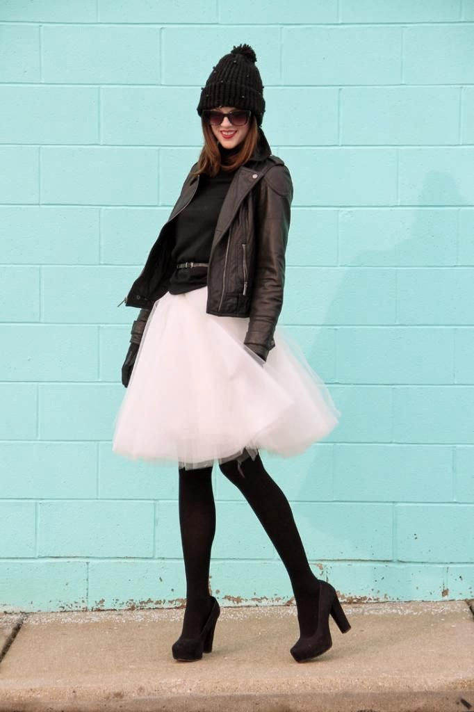 gonna tulle outfit 12