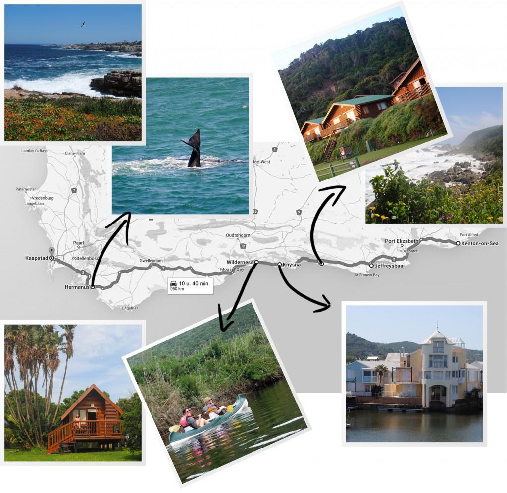 south africa garden route